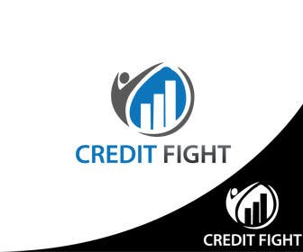 #35 untuk Design a Logo for Credit Fight oleh alikarovaliya