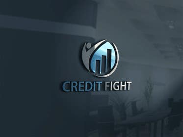 #86 untuk Design a Logo for Credit Fight oleh alikarovaliya