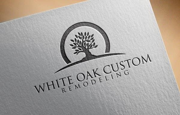 Kilpailutyö #43 kilpailussa Design a Logo for White Oak Custom Remodeling