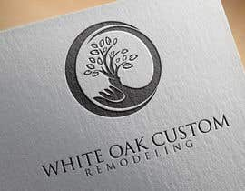 #44 for Design a Logo for White Oak Custom Remodeling by SkyNet3