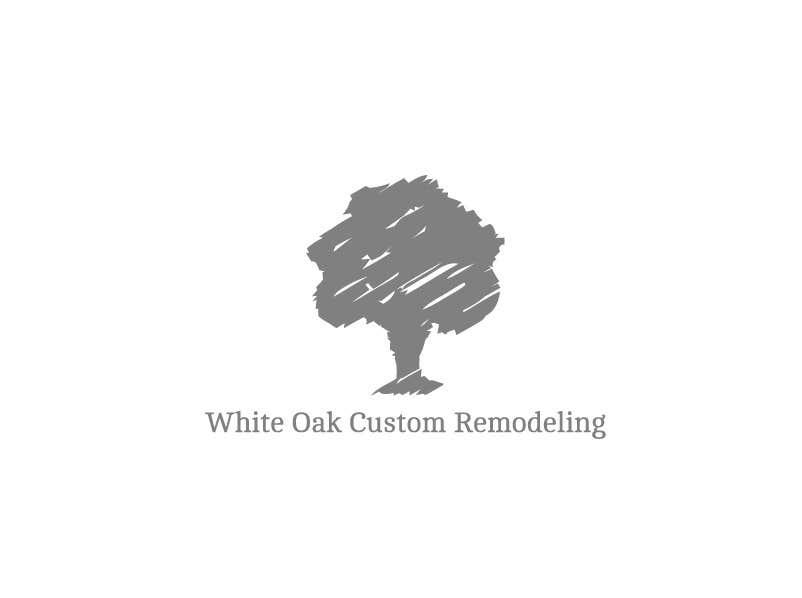Konkurrenceindlæg #72 for Design a Logo for White Oak Custom Remodeling