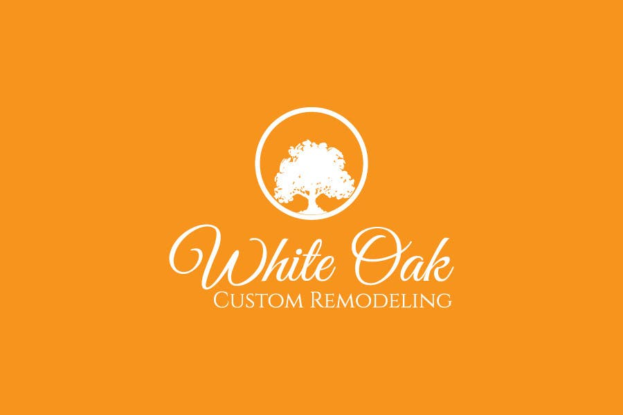 Kilpailutyö #54 kilpailussa Design a Logo for White Oak Custom Remodeling