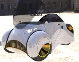 #3 untuk Industrial Concept Product Design for a Three-Wheeler EV oleh MECHANICDESIGNER
