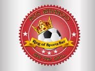 Graphic Design Inscrição do Concurso Nº19 para Design a Logo for my Sports Bars