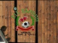 Graphic Design Inscrição do Concurso Nº41 para Design a Logo for my Sports Bars