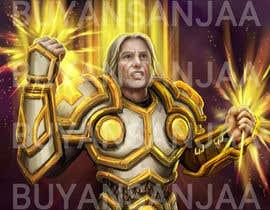 Nro 15 kilpailuun Fantasy Card Game Art - Contest 8 (spells) käyttäjältä buynsanjaa