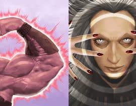 Nro 24 kilpailuun Fantasy Card Game Art - Contest 8 (spells) käyttäjältä Muscle70