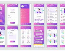 #25 for Design for mobile app. af sdesignworld