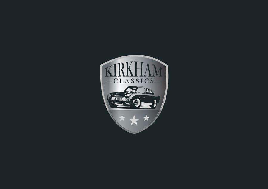 Konkurrenceindlæg #                                        42                                      for                                         Design a Logo for a Classic Car Company