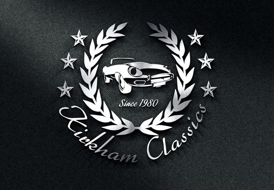 Konkurrenceindlæg #                                        40                                      for                                         Design a Logo for a Classic Car Company