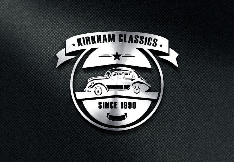 Konkurrenceindlæg #                                        39                                      for                                         Design a Logo for a Classic Car Company