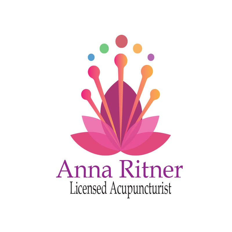 Entry #50 by ioananca2006 for Design a Logo for Acupuncture Business ...