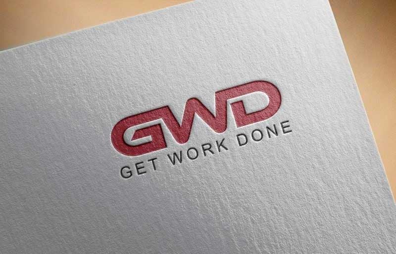 Konkurrenceindlæg #40 for Design a Logo for Get Work Done