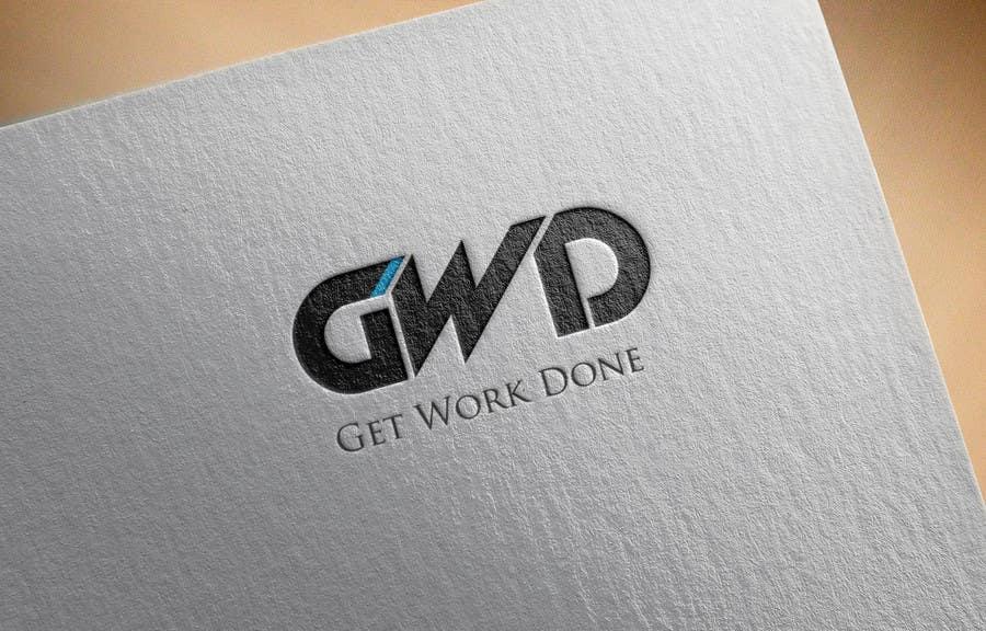 Konkurrenceindlæg #42 for Design a Logo for Get Work Done