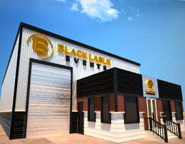 Nro 17 kilpailuun Warehouse Architectural Render Facade käyttäjältä moustafamoha