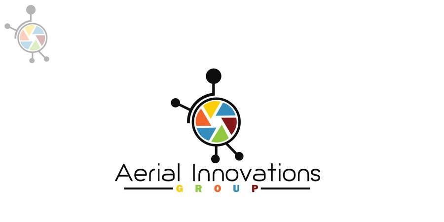 Konkurrenceindlæg #                                        158                                      for                                         Design a Logo for Aerial Innovations Group
