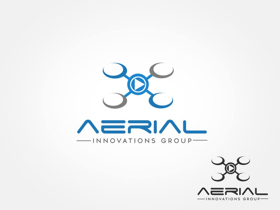 Konkurrenceindlæg #318 for Design a Logo for Aerial Innovations Group
