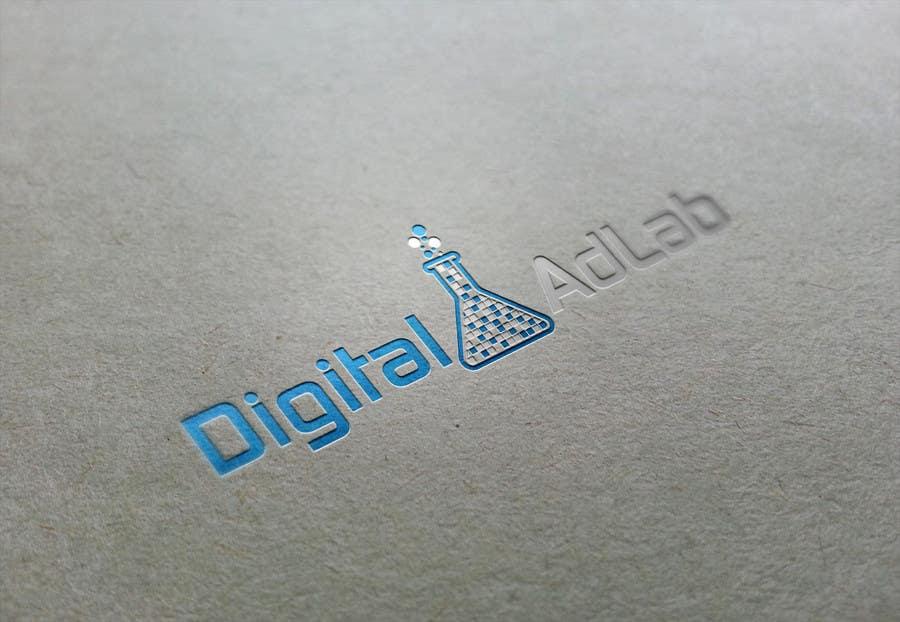 Contest Entry #                                        250                                      for                                         Digital AdLab Logo Design