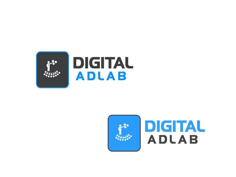 Inscrição nº 233 do Concurso para Digital AdLab Logo Design