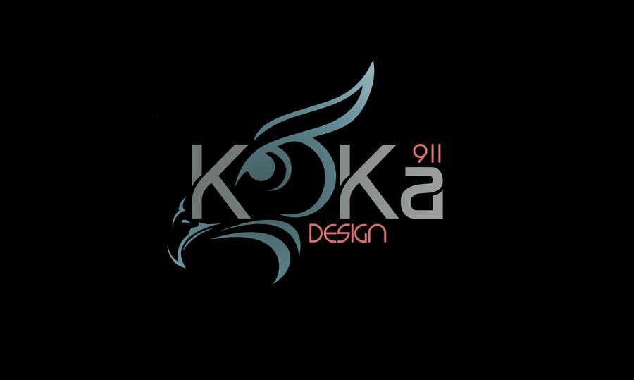 Bài tham dự cuộc thi #107 cho Design a Logo for koka 911 design