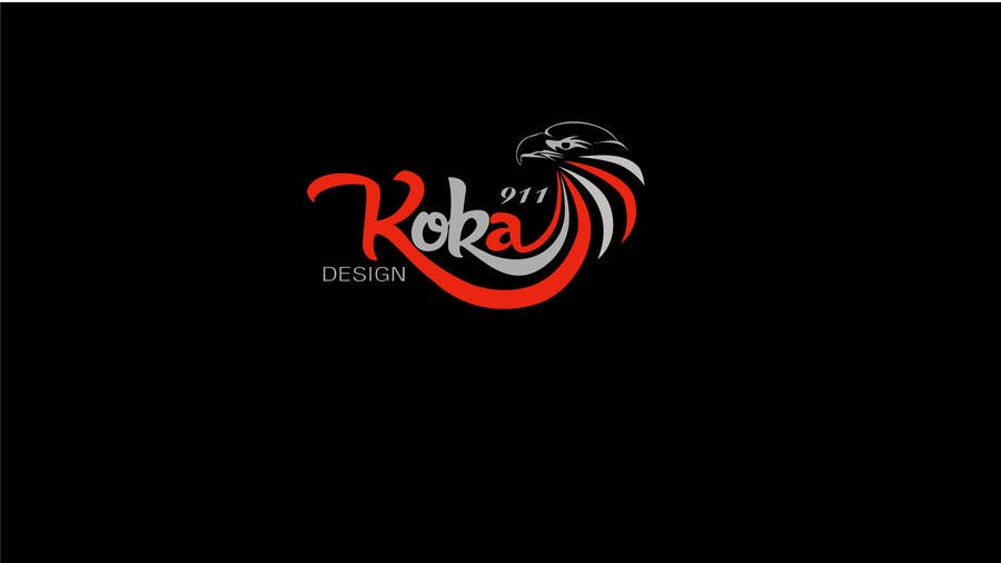 Bài tham dự cuộc thi #121 cho Design a Logo for koka 911 design