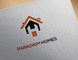 #82 for Design a Logo for PARADIGM HOMES by fadishahz
