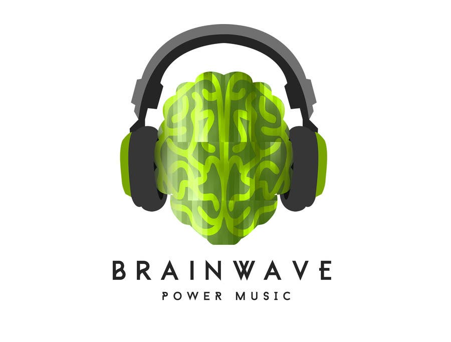 Konkurrenceindlæg #67 for Design a Logo for Brainwave Power Music