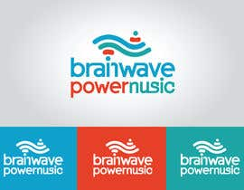 #23 for Design a Logo for Brainwave Power Music af vilhelmalex
