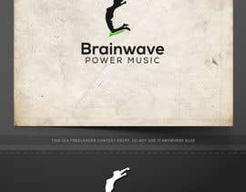 #34 for Design a Logo for Brainwave Power Music af FlexKreative