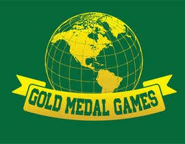 #40 para Design a Logo for Gold Medal Games and Royal Combat por Vodanhtk