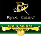 Graphic Design Contest Entry #24 for Design a Logo for Gold Medal Games and Royal Combat