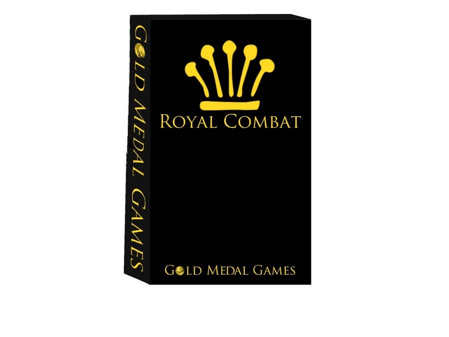 Contest Entry #                                        32                                      for                                         Design a Logo for Gold Medal Games and Royal Combat