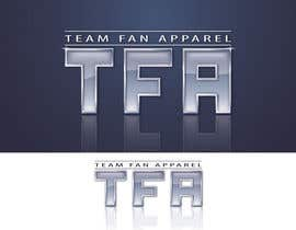#53 para Logo Design for TeamFanApparel.com de taks0not