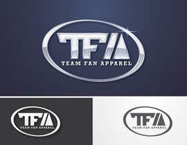 #92 for Logo Design for TeamFanApparel.com af taks0not