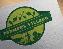 #30 para Farmers Village Logo por rakib3020h