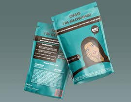 #41 for Package Labels: Stylish Layout Needed for a New Organic Cosmetic Face Mask by mohammadsazzad84