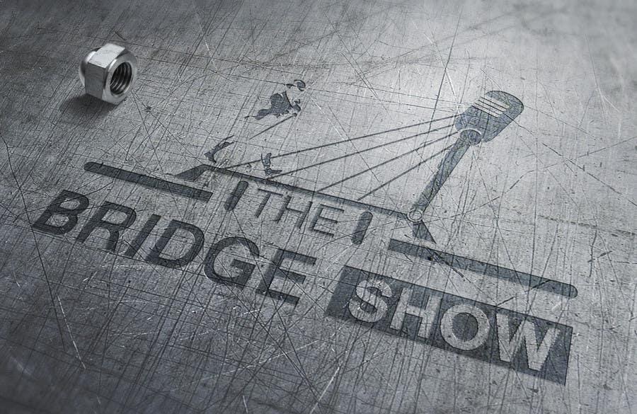 Konkurrenceindlæg #                                        301                                      for                                         Design a Logo for the bridge