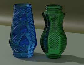 #31 for PROJECT 3D of two glass jars by deepakchil