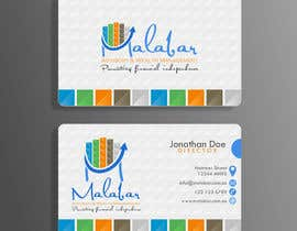 nº 64 pour Develop a Corporate Identity for Malabar par anibaf11