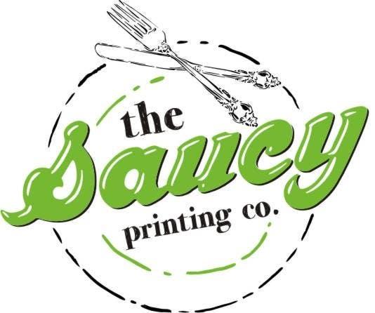 """Bài tham dự cuộc thi #66 cho Design a Logo for """" The Saucy Printing Co. """""""