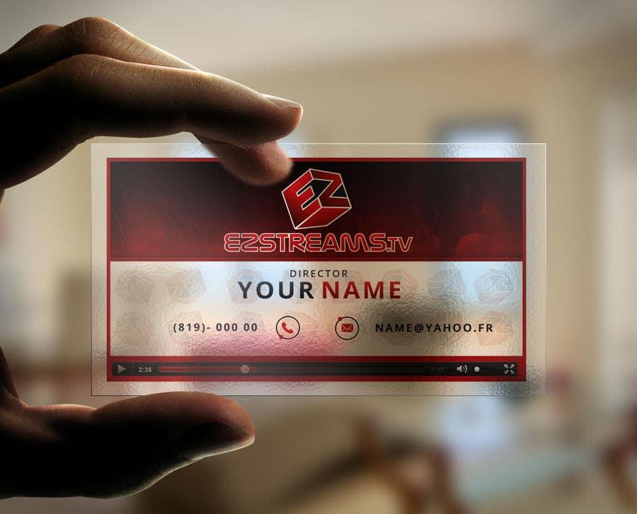 Konkurrenceindlæg #                                        97                                      for                                         eye catching plasic business card