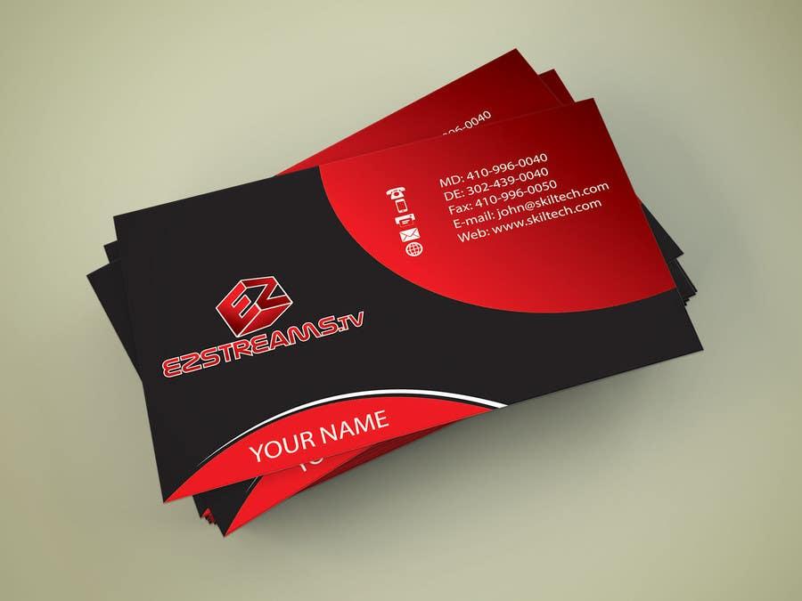 Konkurrenceindlæg #                                        42                                      for                                         eye catching plasic business card