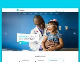 #254 for Healthcare/IT Staffing Website Design by EmonDev
