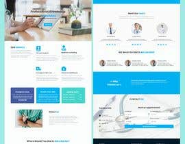 #350 for Healthcare/IT Staffing Website Design by rokib2000
