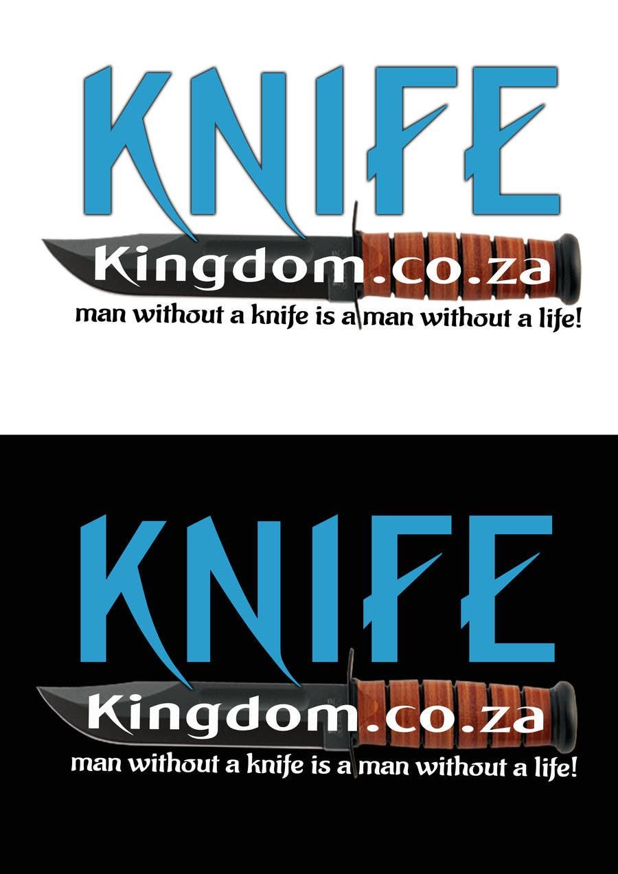 Contest Entry #                                        10                                      for                                         Design a Logo for Knife Kingdom
