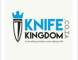#17 para Design a Logo for Knife Kingdom por MaxMi