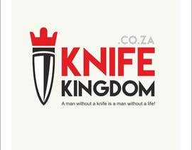 #19 para Design a Logo for Knife Kingdom por MaxMi