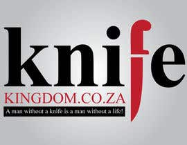 #24 for Design a Logo for Knife Kingdom af taherznaidi