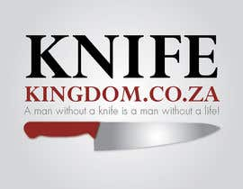 #28 para Design a Logo for Knife Kingdom por taherznaidi