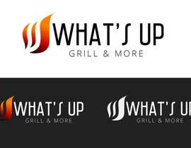 mediatenerife tarafından Design a Logo for brand Called (What's Up) grill & More için no 8
